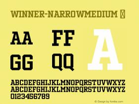 Winner-NarrowMedium