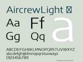 AircrewLight