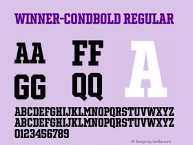 Winner-CondBold