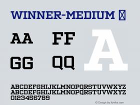 Winner-Medium