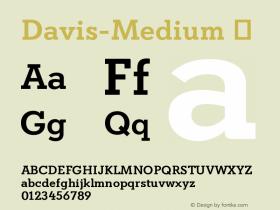 Davis-Medium