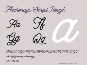 Anchorage Script
