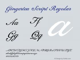Gingertea Script