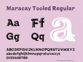 Maracay Tooled