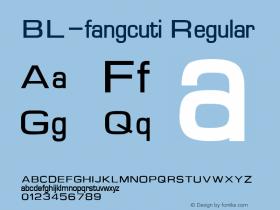 BL-fangcuti