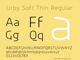 Urby Soft Thin