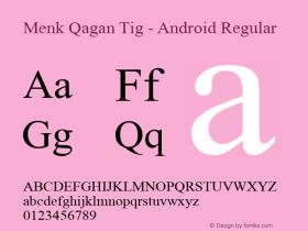 Menk Qagan Tig - Android