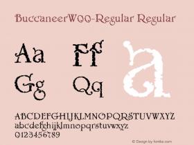 Buccaneer-Regular