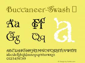 Buccaneer-Swash
