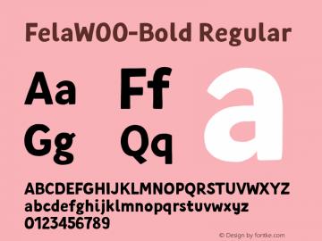 Fela-Bold