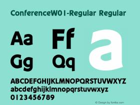 Conference-Regular