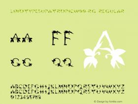 LinotypeSupatropic-Rg