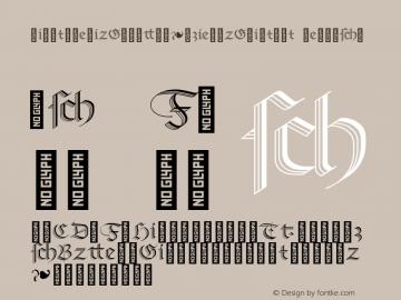 LinotypeRichmond-ZierschriftAlt