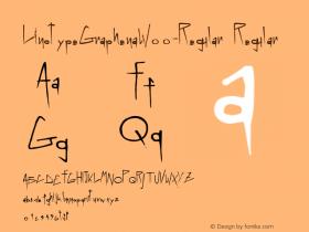 LinotypeGraphena-Regular