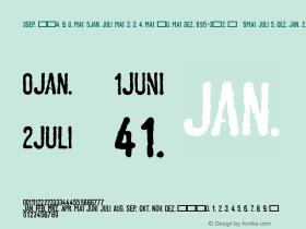 LinotypeTagesstempel-Norm