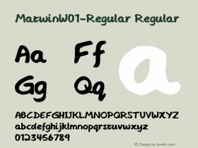 Matwin-Regular