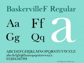 BaskervilleF