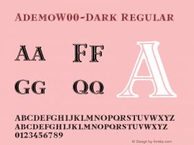 Ademo-Dark