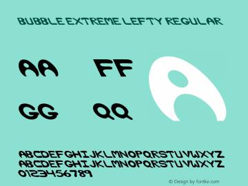 Bubble Extreme Lefty