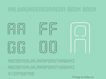 MilwaukeeNeonNeon Book