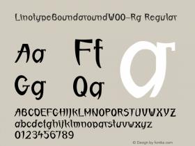 LinotypeBoundaround-Rg