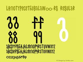 LinotypeCethubala-Rg