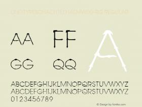 LinotypeSchachtelhalm-Rg