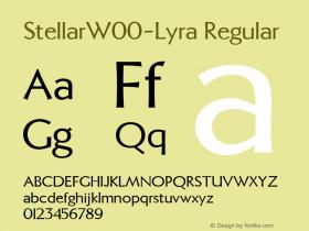 Stellar-Lyra