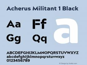 Acherus Militant 1