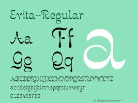 Evita-Regular
