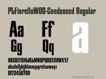 PLFiorello-Condensed