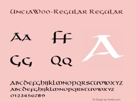 Uncia-Regular