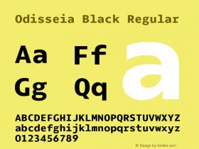 Odisseia Black