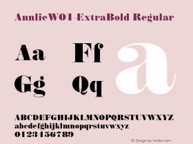 Annlie-ExtraBold