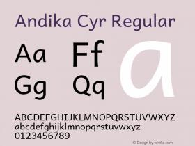 Andika Cyr