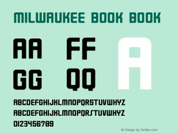 Milwaukee Book