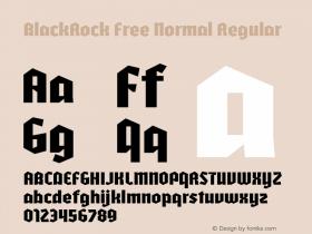 BlackRock Free Normal