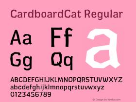 CardboardCat