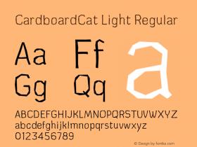 CardboardCat Light