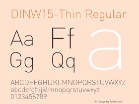 DIN-Thin