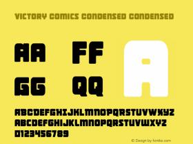 Victory Comics Condensed