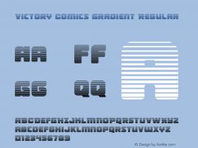 Victory Comics Gradient