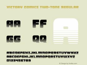Victory Comics Two-Tone