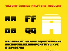 Victory Comics Halftone