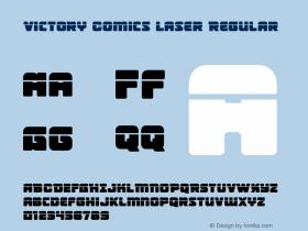 Victory Comics Laser