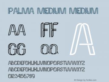 Palma Medium