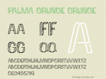 Palma Grunge