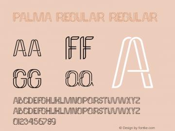 Palma Regular
