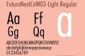 FuturaNextCn-Light