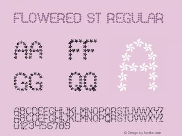 Flowered St